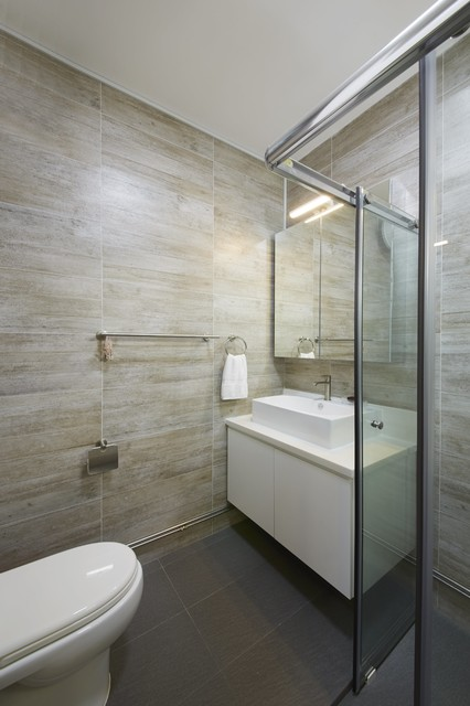 Hdb Bedok Reservoir 725 Bedok Reservoir Road Scandinavian Bathroom Singapore By