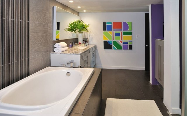 Hdc Kitchen Bath Concepts Contemporary Bathroom Houston By The Houston Design Center