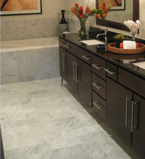 Thorntree Slate - Bathroom - Houston - By The