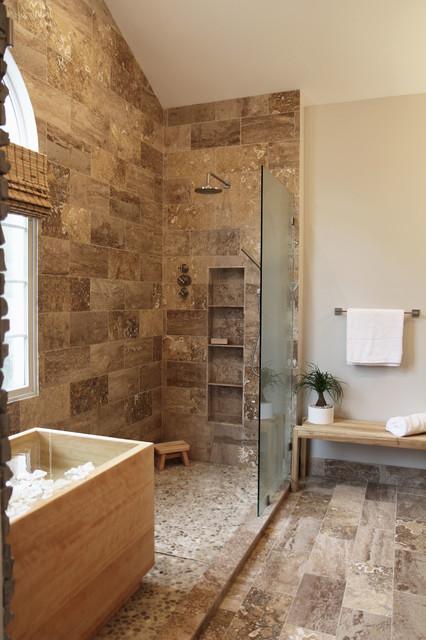 Healing Hinoki Asian Bathroom Atlanta By Change