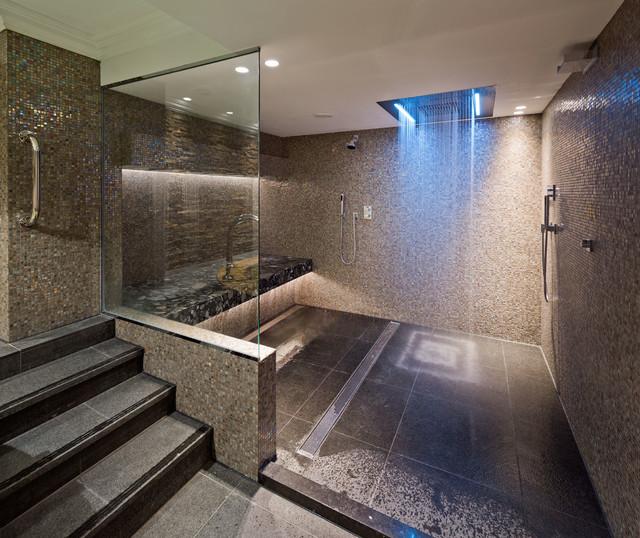 Healthclub amstel hotel amsterdam contemporain salle for Salle de bain design contemporain
