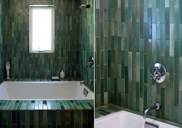 Heath ceramics tile inspiration contemporary bathroom for Heath tile