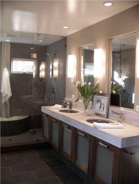 Heather Moe contemporary-bathroom