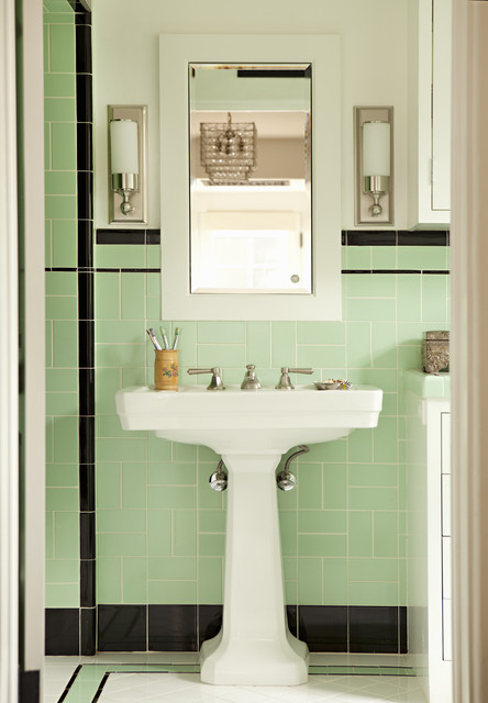 Superb Victorian Bathroom by Tim Barber Ltd Architecture