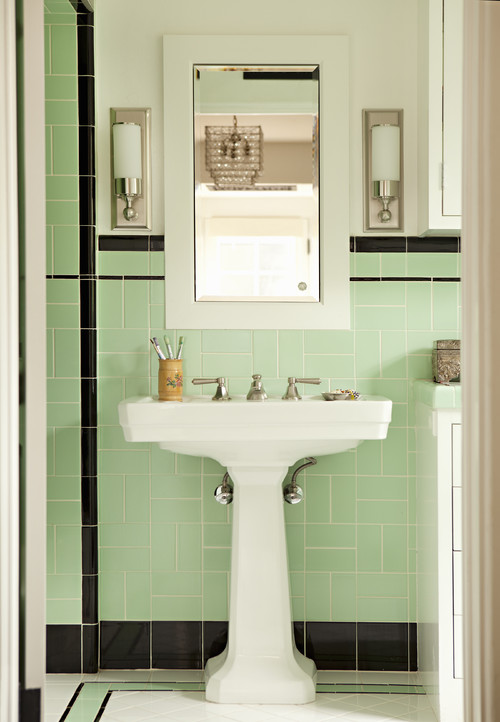 Color Of The Month: Decorating With Mint Green