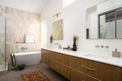 Bathroom of the Week: American Desert Meets Scandinavian Modern