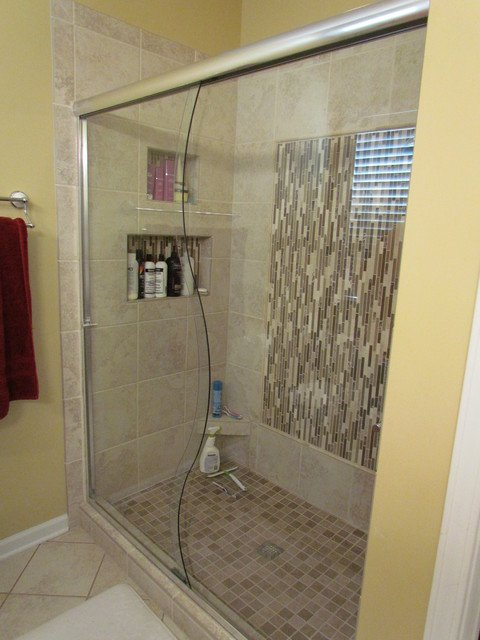 Henke Shower Contemporary Bathroom Charlotte By