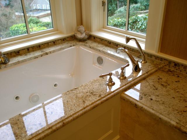"""""""Her Bath"""" traditional-bathroom"""