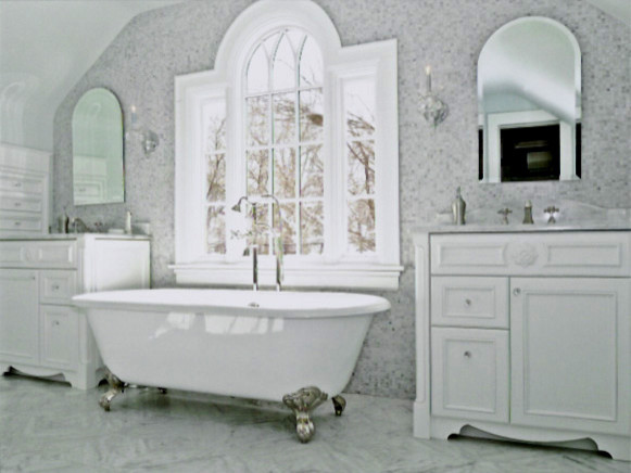 Heritage bathroom traditional bathroom chicago by for Heritage bathrooms