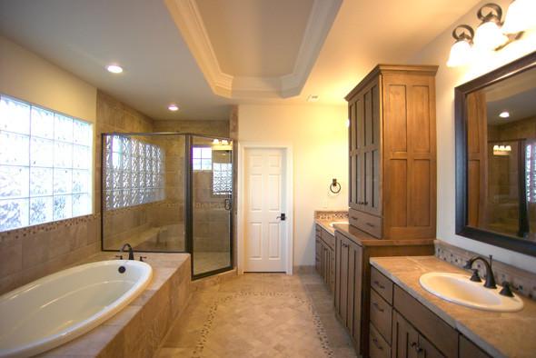 Heritage Hills traditional-bathroom