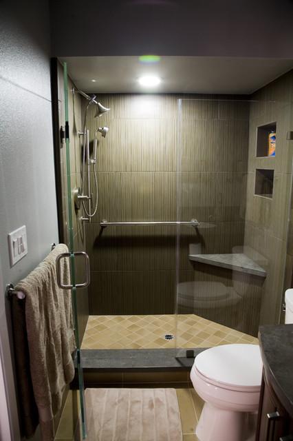 HERMOGENO DESIGNS contemporary-bathroom