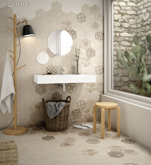 Hexatile Cement Sand, Decor Garden Sand 17,5x20 - Modern ...