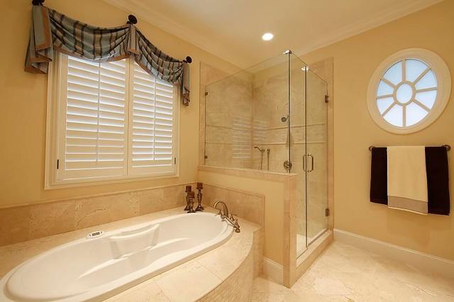 HGC Custom Homes traditional-bathroom