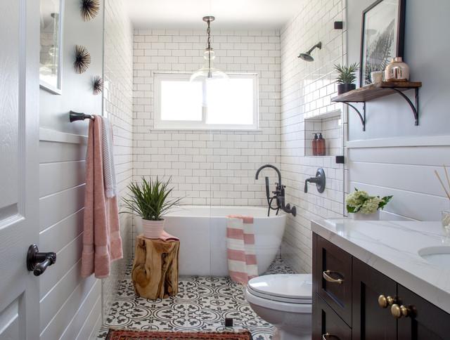 Hgtv Bathrooms Farmhouse Bathroom