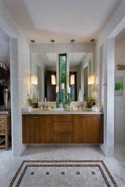 HGTV modern-bathroom