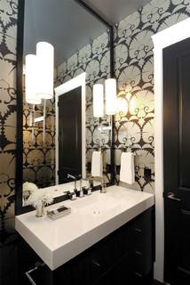 HHL 2010   Bathrooms   コンテンポラリー   バスルーム   他の地域   Atmosphere Interior Design  Inc.