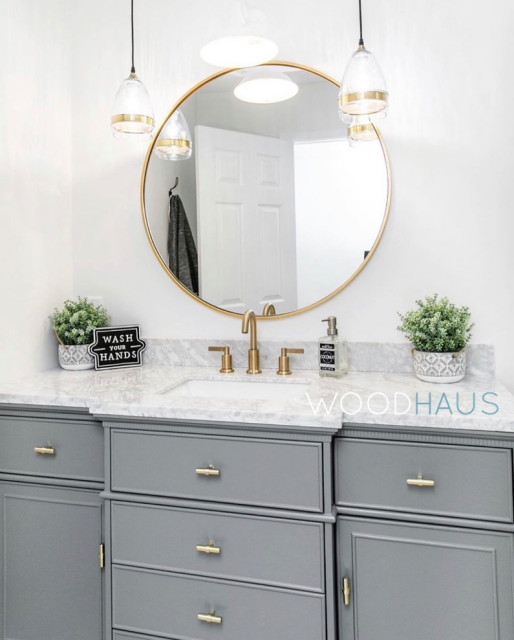 Hialeah Bathroom Remodel - Modern - Bathroom - Miami - by ...