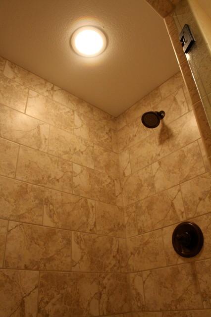 Hicks Residence traditional-bathroom
