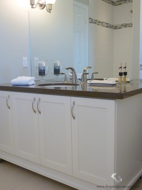 Higgins Ensuite Bathroom traditional-bathroom