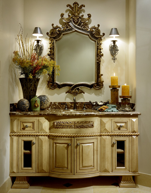 High end luxurious bathrooms built by fratantoni luxury for High end vanities