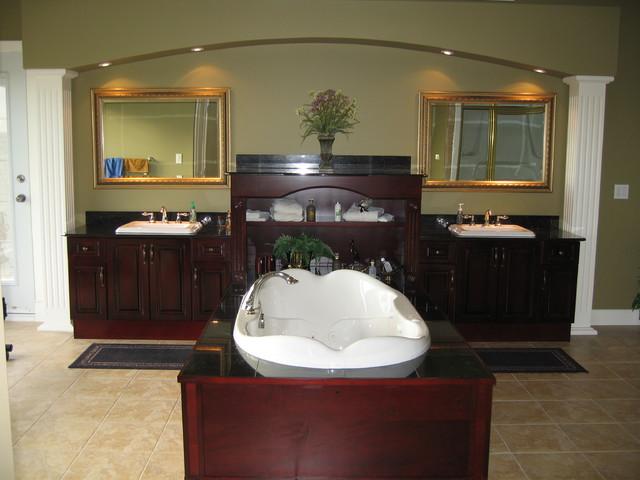 High End Residential Emma Traditional Bathroom Edmonton By Edmonton Kitchen Bath