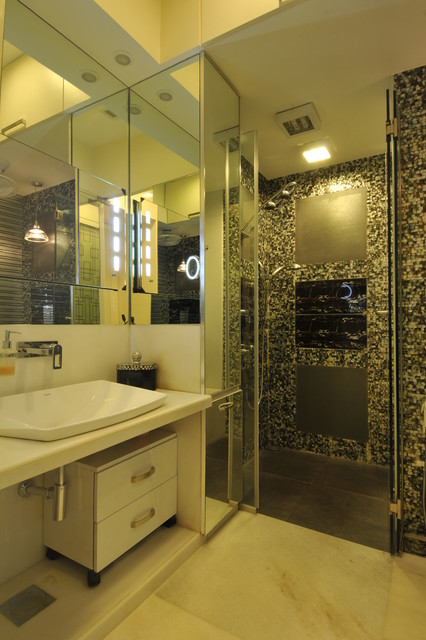 Appealing High End Interior Design California Gallery High End Residential Project At Marine Drive Contemporary Bathroom