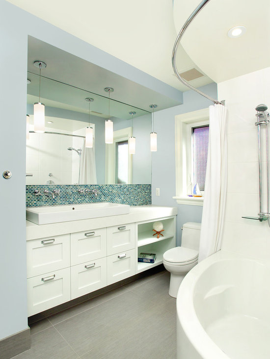 30 lowes wall panels Bathroom Design Photos with Quartzite Countertops ...