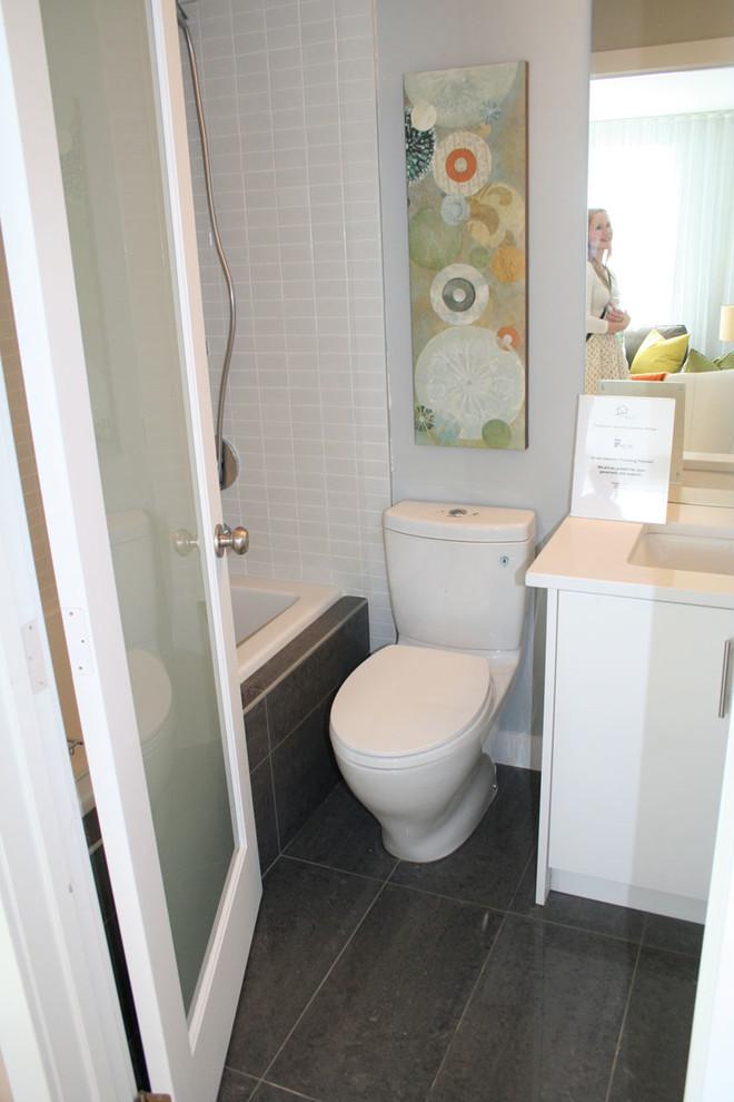 Highbanks Society Project - Transitional - Bathroom ...