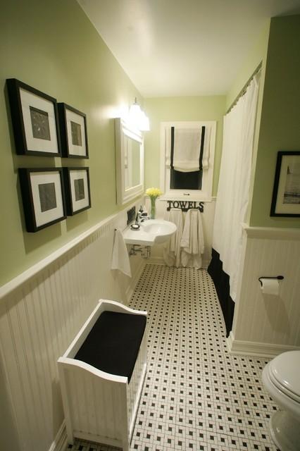Highcroft Bathroom traditional-bathroom