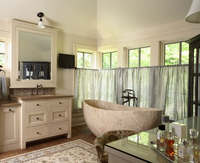 Highcroft Residence - Traditional - Bathroom - Minneapolis - by Murphy & Co. Design