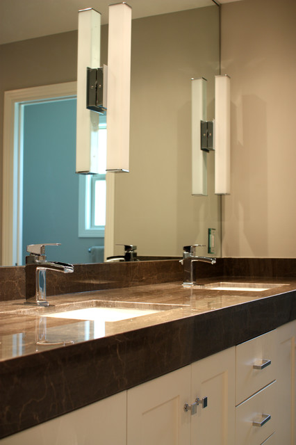 Highland Hills remodel contemporary-bathroom