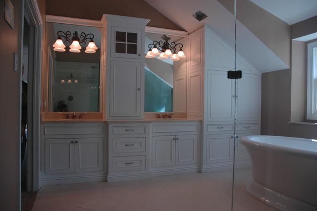 Highland House traditional-bathroom