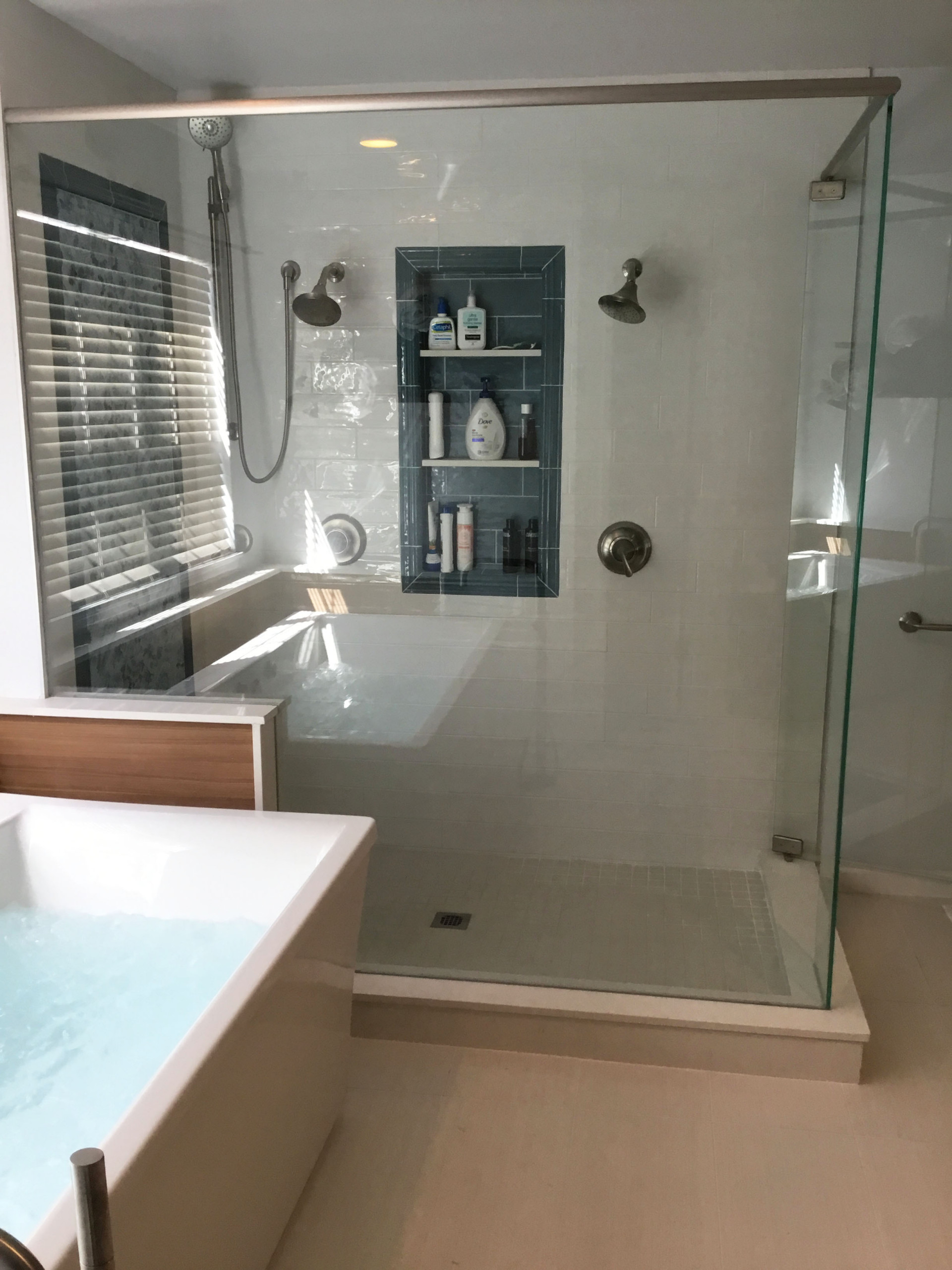 Highlands Ranch Master Bathroom