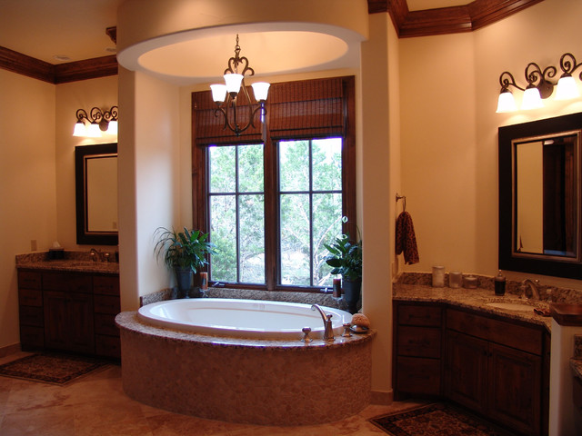 Hill country contemporary bathroom austin by for Bathroom design austin tx