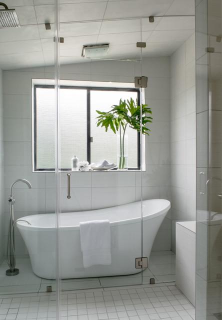 Hill Country Modern Modern Bathroom Other By Bradshaw Designs Llc