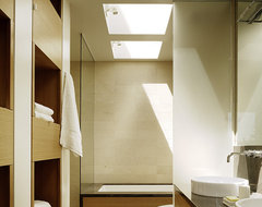 Hill Street Residence modern bathroom