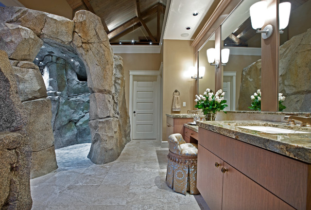 hillcrest farm by design guild homes transitional bathroom - Design Guild Homes