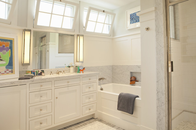 Hillgrove transitional-bathroom