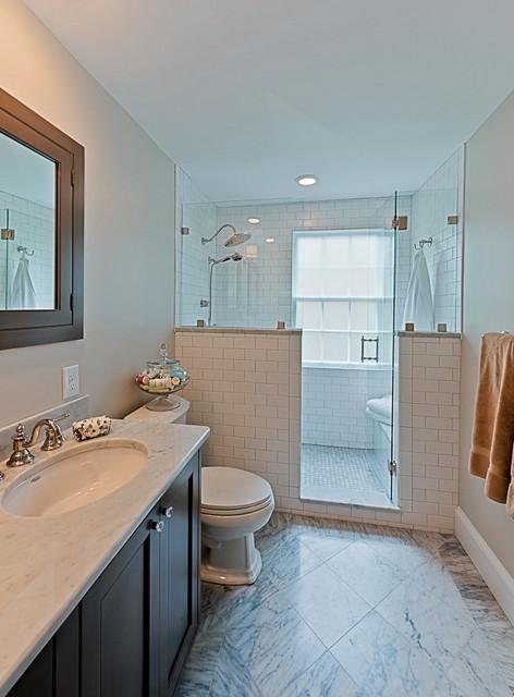 case handyman remodeling traditional bathroom