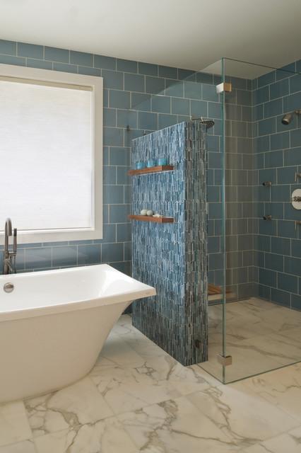 Hillside Bathroom contemporary-bathroom
