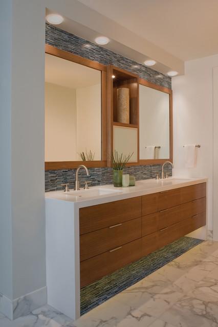 Hillside Bathroom Contemporary Bathroom San Francisco By Banducci Ass