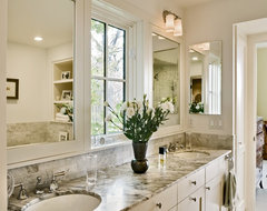 Hillside Residence Hanover NH contemporary bathroom
