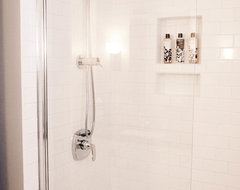 Hilltop Lane Main Bathroom traditional-bathroom
