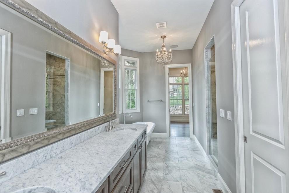 Hilltop - Transitional - Bathroom - St Louis - by Whalen ...