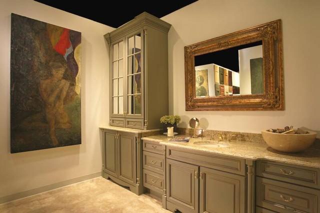 Hilsabeck Design Associates, Inc. - Bathrooms traditional-bathroom