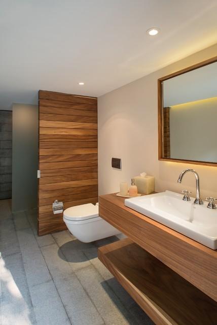 Hipico Modern Bathroom Mexico City By Rhyzoma