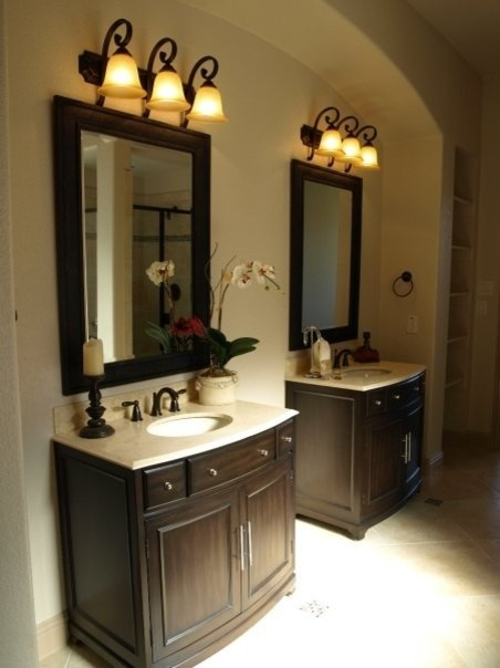 his and her vanities