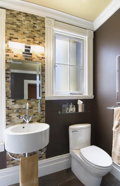 His Bathroom contemporary-bathroom