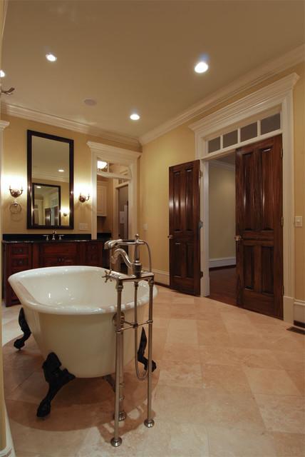 Historic 1867 Home Renovation Traditional Bathroom