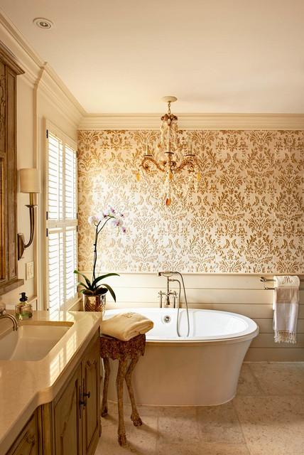Historic Bath traditional-bathroom